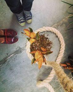 WEBSTA @ sapatiko - ❤🌿🍃❤ #amigastodasemana #ihavethisthingwithfloors…