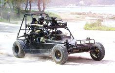 Army Buggy DPV!!!