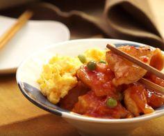 しっとり旨い甘辛おかず!鶏むね肉のチリソース炒めの作り方 - macaroni