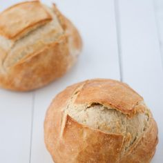 Pan de hogaza rápido