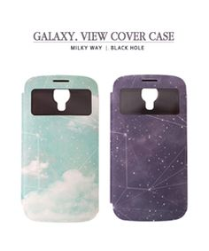 Constellation Flip CaseHappyMori specializes in quality cell phone cases designed at the design studio in South Korea. You
