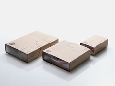 Architectural Fashion on Packaging Design Served