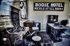 Ghost Towns: Bodie, California | Atom's Picture Blog