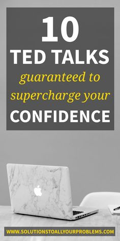 10 Ted Talks About Confidence - watch these when you need a self confidence boost! Detox Kur, Overcoming Anxiety, Ted Talks, App Store, Self Esteem, Money Saving Tips, Self Improvement, Self Help, Sewing Hacks