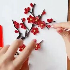😂😂I did n't know how to spend my time at home 😴until I met this DIY Paper Craft Quill Art Kit😍 video gegen langeweile DIY Paper Craft Quill Art Kit Paper Quilling Cards, Paper Quilling Tutorial, Paper Quilling Flowers, Paper Quilling Patterns, Paper Quilling Jewelry, Origami And Quilling, Quilled Paper Art, Paper Flowers Craft, Diy Paper