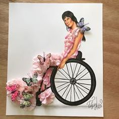 Everyone deserves to be called Beautiful! I received a very touching message from a woman on a wheelchair. It moved me so much i decided to… Foto E Video, Photo And Video, I Am Beautiful, Funny Drawings, Little Flowers, Colorful Flowers, Fashion Design Sketches, Colorful Paintings, Poses