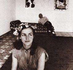 Francoise Gilot pablo atras