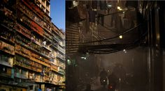 Kowloon Walled City- Black Ops comes to life.