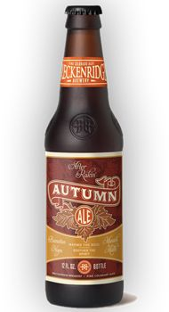 Breckenridge Brewery Autumn Ale, one of GAYOT's Top 10 Fall Beers