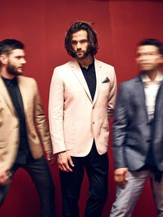 Oh. My. God. JARED! | Supernatural in Rogue Magazine Fall Issue #4...