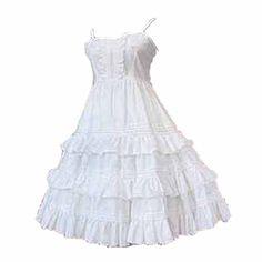 Partiss Women Cotton White Multi Layers Brace Dress Class... http://www.amazon.com/dp/B01C8PJ4Z6/ref=cm_sw_r_pi_dp_jECgxb064RFGB