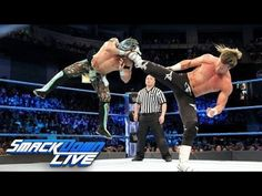 Kalisto vs Dolph Ziggler Full Match    WWE Smackdown
