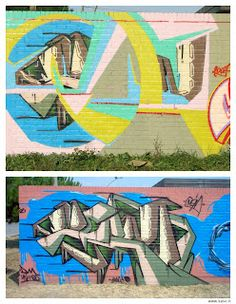 Kaso - Abstract Graffiti