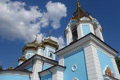 Apen matkat: Moldova osa 1, tietopaketti ja sininen kirkko Chișinăussa