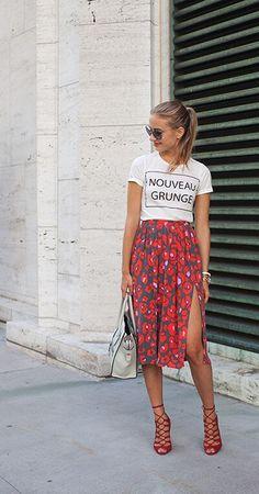 T-shirt loose blanc : comment bien le choisir et le porter avec style !