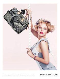 Scarlett Johansson Louis Vuitton