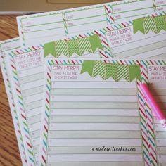 holiday organization, teacher organization