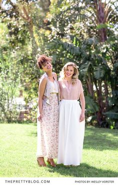 think out of the box when considering your bridesmaid's looks for the day! Bridesmaids, Bridesmaid Dresses, Wedding Dresses, Fashion Inspiration, Fresh, Unique, Pretty, Blog, Collection