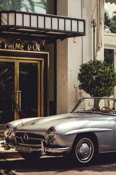 Vintage Benz