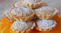 Diós kosárka recept Hungarian Desserts, Hungarian Recipes, Poppy Cake, Mini Tart, Holiday Recipes, Cookie Recipes, Food And Drink, Tasty, Sweets