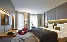 Hotel Preview: Steigenberger Hotel Am Kanzleramt (Image Source: Steigenberger Hotel Am Kanzleramt / steigenberger.com) #steigenberger #hotel #berlin #luxury #travel #wanderlust #room #restaurant #germany