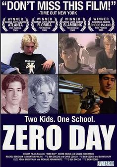 "A combination of actors and real high school students appear in this disconcerting look at two troubled teenagers (Andre Keuck and Calvin Robertson) who organize a massacre at their school similar to the Columbine tragedy, referring to themselves as ""The Army of Two."" The story is told through video diaries of the teens that are discovered after the tragic event takes place. Director Ben Coccio was nominated for an Independent Spirit Award."