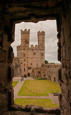 Caernarfon Castle - Eagle Tower © bvi4092 Wales, United Kingdom