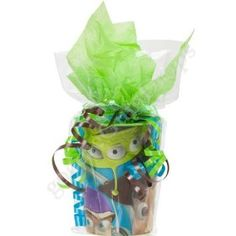 TOY STORY 3 Party Supplies Pre-Filled Plastic Cup Goodie Bag [Toy].  List Price: $5.99  Savings: $NA  Sale Price: $NA