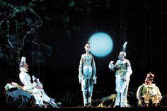 Salzburg Marionette Theatre – Ein Sommernachtstraum
