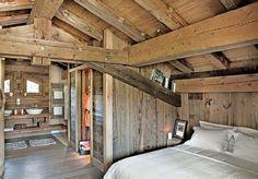 Location prestige Chalet MEGEVE : Chalet Palolem. Dans un cadre exceptionnel, situé dans un hameau ...