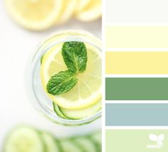 Five for Friday Pantone, Colour Board, Yellow Color Schemes, Color Combos, Pineapple Room, Design Seeds, Bathroom Colors, Kitchen Colors, Colour Palettes