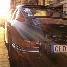 Porsche 912 Hans de Nooy likes Porsche
