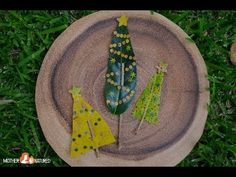Christmas tree leaf ornaments that will make you smile - Mother Natured