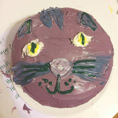 The effort parents put into having a special birthday cake for their children is deserving of a slow-clap standing ovation. Be it store-bought or homemade, Pretty Cakes, Beautiful Cakes, Amazing Cakes, Bad Cakes, Just Cakes, Ugly Cakes, Frog Cakes, Cute Birthday Cakes, Funny Cake