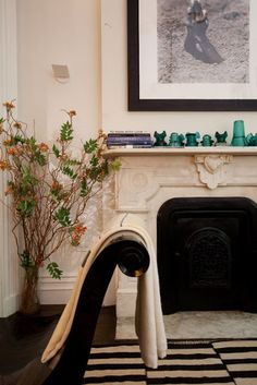 I've been researching fireplaces for a client. They have a fantastic home with a craptastic fireplace. It amazes me how many gorgeous styles there are out there. Yet most homes you walk into in America feature cheap paneled or ugly … Continue reading →