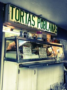 Drooling for Tortas Poblanas. Mexico Street Food taken from @mexicoimkitchen  #mexicanstreetfood www.mexicoinmykitchen.com