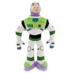 Buzz Lightyear is eager to visit the homes of his many interstellar admirers. Toy Story fans will line up to infinity and beyond to soar along with our soft, cuddly space ranger!