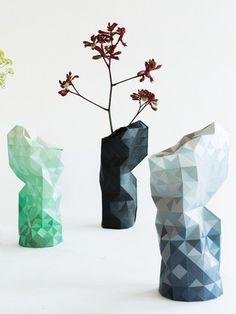 Paper Váza gradient - Harddecore