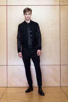 Officine Generale Fall 2015 Menswear - Collection - Gallery - Style.com