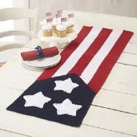 Flag Table Runner Free Download