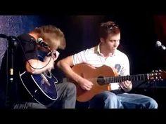 El Llanero Solitario - Version Guitarra Clasica por Showhawk Duo Live [Lone Ranger] - YouTube