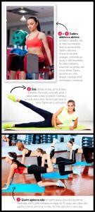 7 exercícios para ter um bumbum durinho