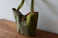 Japanese Patchwork Bag / Quilt Tote Bag by TheHippoIsland on Etsy