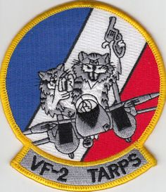 """VF-2 BOUNTY HUNTERS """"TARPS"""" - 3 1/2"""""""