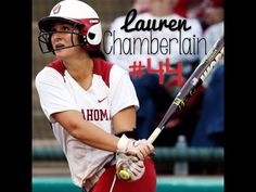 Lauren Chamberlain-Applying A Great Load For Tremendous Power (Softball Hitting Mechanics) - YouTube