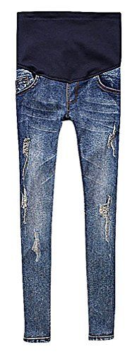 USR Womens Blue Embroidered Flared Straight Secret Fit Belly Maternity Jeans Blue 10 ManufacturerXXL >>> Continue to the product at the image link. (This is an affiliate link and I receive a commission for the sales) Maternity Sleepwear, Maternity Jeans, Image Link, Note, Amazon, Awesome, Check, Fitness, Clothes