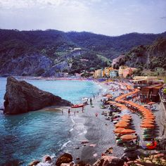 Monterosso, Cinque Terre - check!