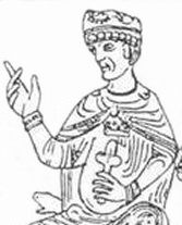 Boleslaus II, Duke of Bohemia (c.932-999) Son of Boleslaus I, Duke of Bohemia and Biagota. Husband to Adiva and Emma of Melnik. Premyslid dynasty. Reigned 27 years