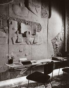 Costantino Nivola, 1911-1988. Lo studio di Adriano Olivetti a Ivrea