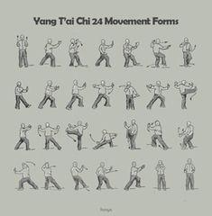 Yang taichi 24 form